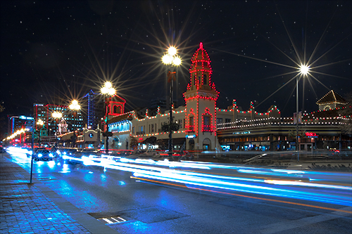 KC Plaza Lights
