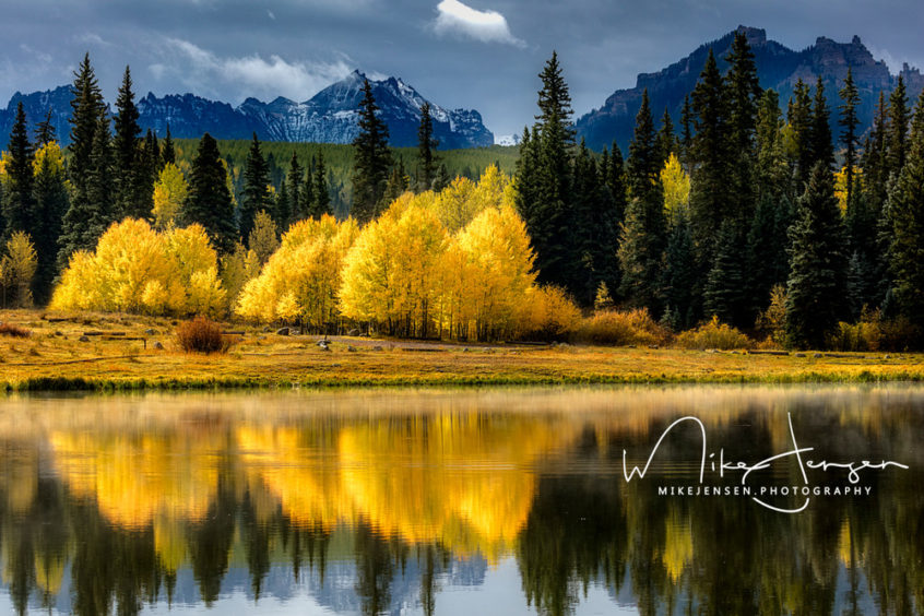 photographing colorado fall colors mike jensen photography workshops